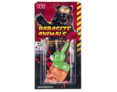 Parasite Animals - Bunny - Green
