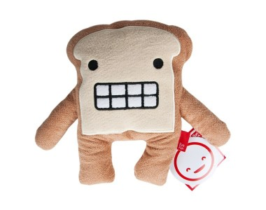Toast Plush  - Mark Giglio