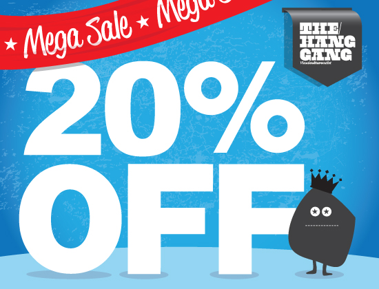 Hang Gang Mega Sale