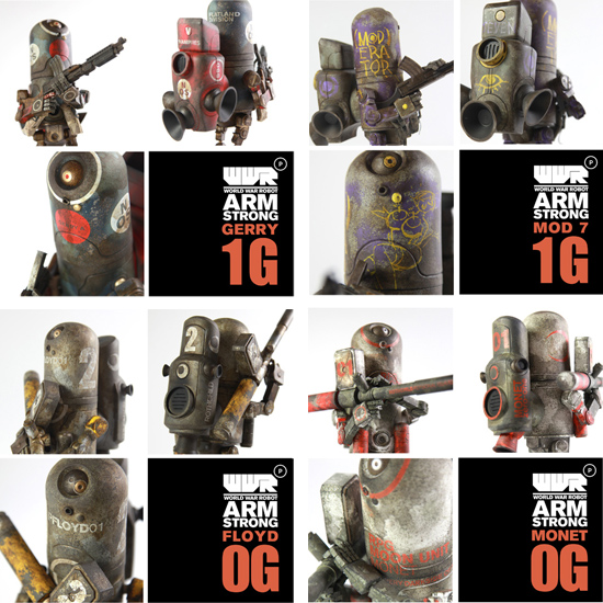 ThreeA Armstrong UK Pre-order